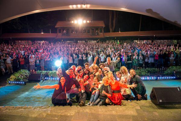 Musicalstars-Benefiz-Gala Lohne 2014